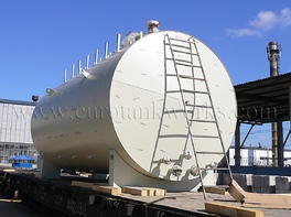 Horizontal Shop-welded Tanks Fabrication